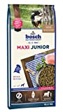 bosch HPC Maxi Junior   Hundetrockenfutter zur Aufzucht großer Rassen (ab 25 kg)   1 x 15 kg