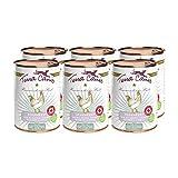 Terra Canis Huhn, Karotte & Fenchel - First Aid Magen-Darm-Schonkost, 6x400g I Premium Nahrungsergänzung in 100% Lebensmittelqualität Aller Rohstoffe I Allergenarm, Getreide - & glutenfrei
