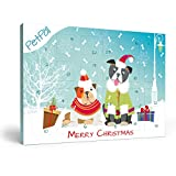 PetPäl Hunde Adventskalender 2021 - DIE leckersten Snacks & Leckerli für deinen Hund zu Weihnachten - Gesunde Leckerlies zum Advent - Getreide- & Glutenfrei - Ohne Zucker, Salz & Künstliche Farbstoffe
