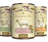 Terra Canis Classic Hundefutter 400g Dosen Mix für Hunde Größe 12 x 400g